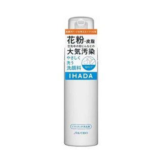 イハダ ソフトタッチ泡洗顔料 生産終了 120mlの画像