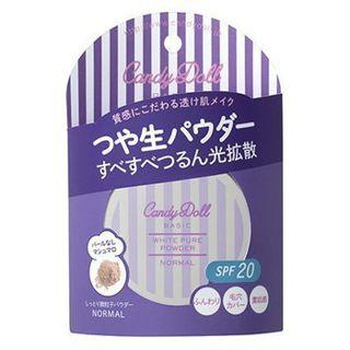 キャンディドール T-GARDEN CandyDoll ホワイトピュアパウダー ノーマル 10Gの画像