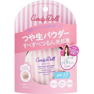 キャンディドール T-GARDEN CandyDoll ホワイトピュアパウダー シャイニー 10Gの画像