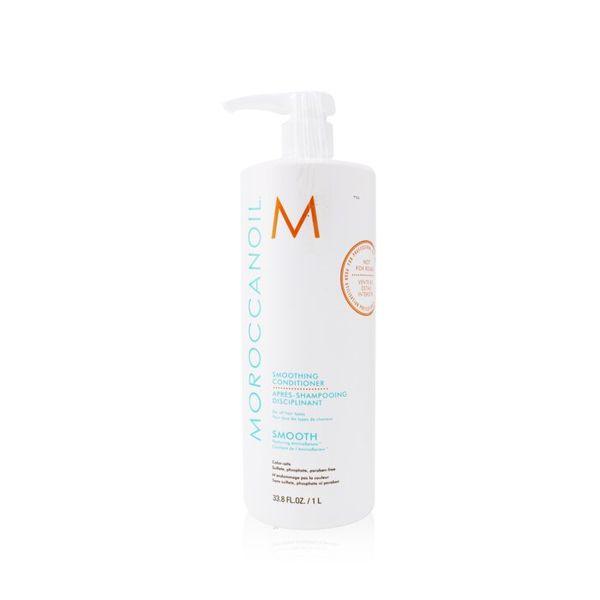 モロッカンオイルのスムースニング コンディショナー (くせ毛・まとまりにくい髪用) 1000mlに関する画像1