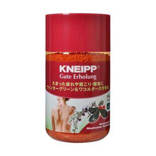 クナイプ クナイプ グーテエアホールング バスソルト ウィンターグリーン&ワコルダーの香り <医薬部外品> 850g の画像 0
