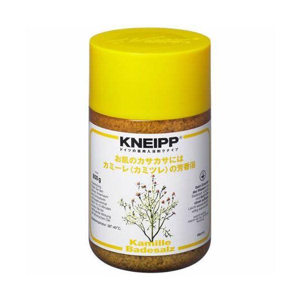クナイプのクナイプ バスソルト カミーレ<カミツレ>の香り <医薬部外品> 850gに関する画像1