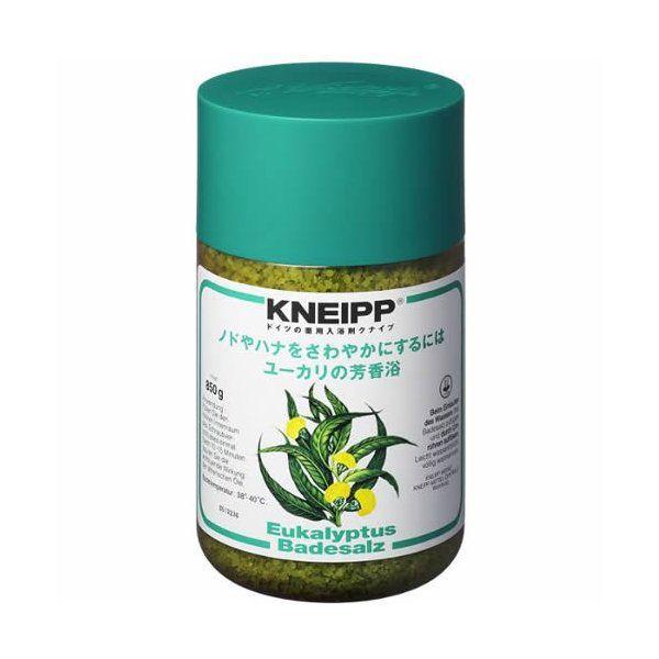 クナイプのクナイプ バスソルト ユーカリの香り <医薬部外品> 850gに関する画像1