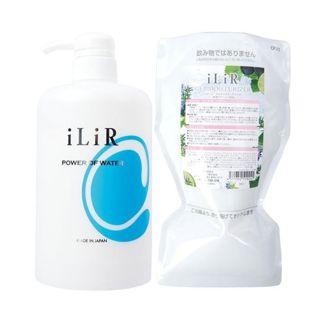 iLiR (イリアール) ゲルモイスチュアライザー ポンプ+リフィル 500gの画像