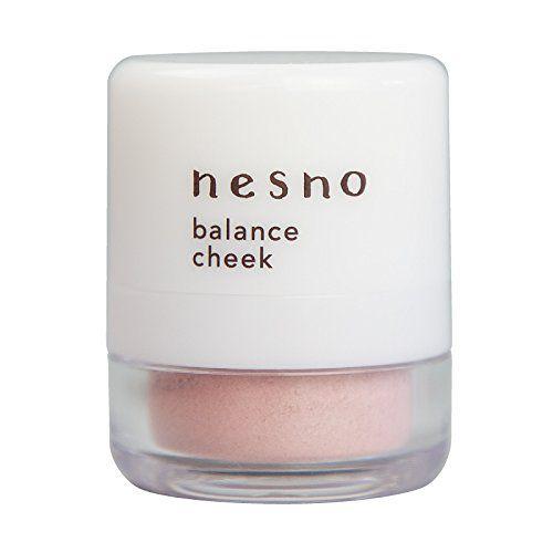 nesno(ネスノ)/ネスノバランスチーク(P1(ナチュラルピンク))のバリエーション1