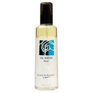 ブラックペイント オイルウォーターロゼ 天然ダマスクローズの香りの画像