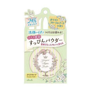クラブ すっぴんパウダー ホワイトフローラルブーケの香り 26gの画像