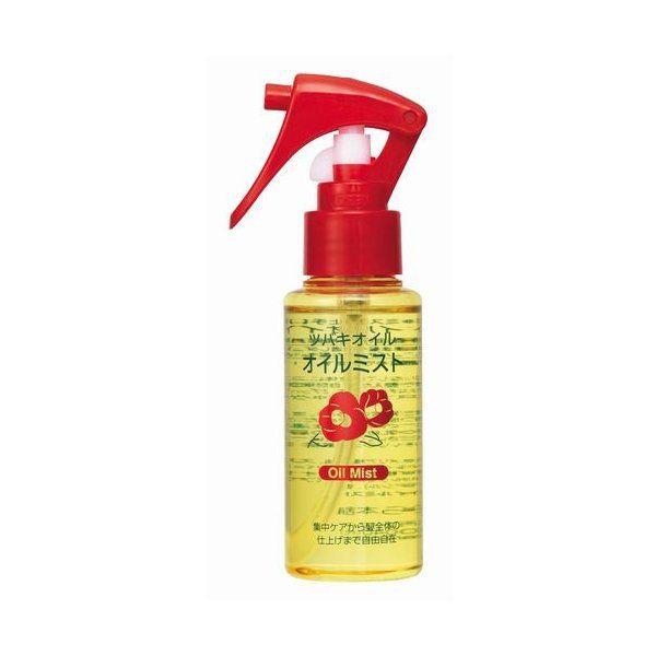 黒ばら純椿油のツバキオイル オイルミスト 80mlに関する画像1