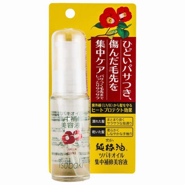 黒ばら純椿油のツバキオイル 集中補修美容液  50mlに関する画像1