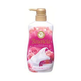 バウンシア バウンシア ボディソープ フェミニンブーケの香り ポンプ 550mLの画像