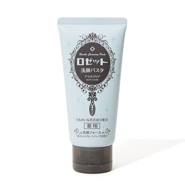 ロゼットのロゼット洗顔パスタ  アクネクリア 120gに関する画像1