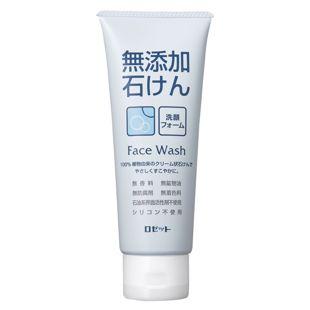 ロゼット 無添加石けん洗顔フォーム 140g の画像 0