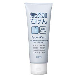 ロゼット 無添加石けん洗顔フォーム 140gの画像