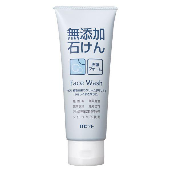 ロゼットの無添加石けん洗顔フォーム 140gに関する画像1