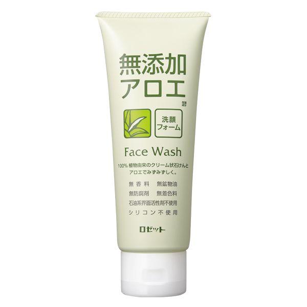 ロゼットの無添加アロエ 洗顔フォーム 140gに関する画像1