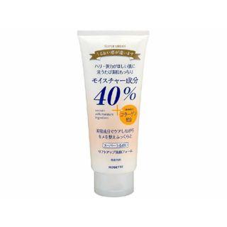 ロゼット ロゼット40%スーパーうるおいリフトアップ洗顔フォーム168gの画像