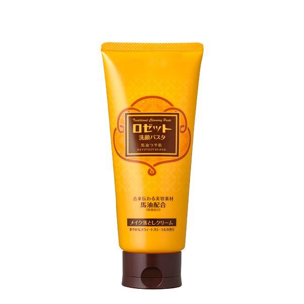 ロゼットの ロゼット洗顔パスタ 馬油つや肌メイク落とし 180gに関する画像1