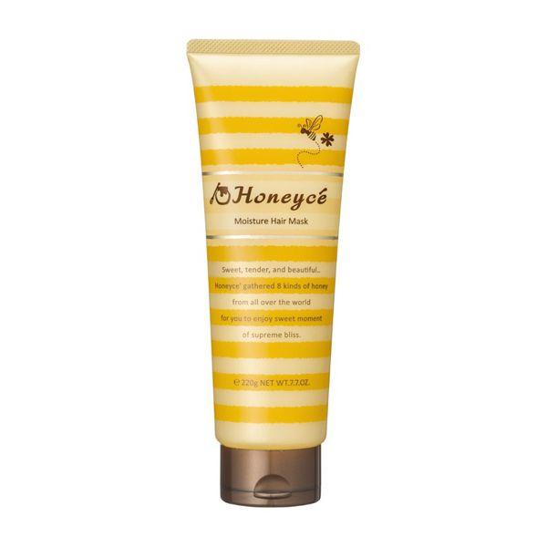 Honeyce'(ハニーチェ)のモイスチャー ヘアマスクY 220gに関する画像1