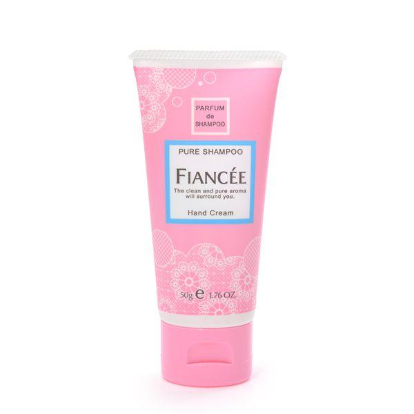 フィアンセのハンドクリーム  ピュアシャンプーの香り 50gに関する画像 1