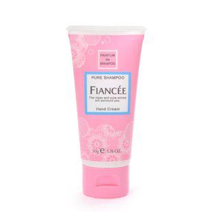 フィアンセ ハンドクリーム  ピュアシャンプーの香り 50g の画像 0