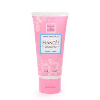 フィアンセ ハンドクリーム  ピュアシャンプーの香り 50gの画像
