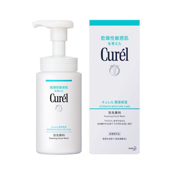 キュレルのキュレル 潤浸保湿 泡洗顔料  <医薬部外品> 150mlに関する画像1