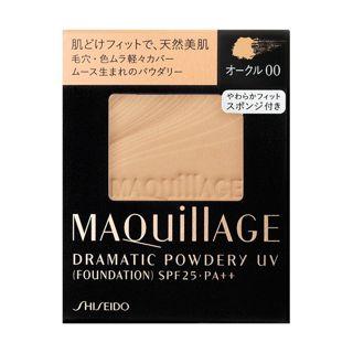 マキアージュ ドラマティックパウダリー UV オークル00 【レフィルのみ】 生産終了 9.3g SPF25 PA++の画像