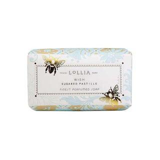 LoLLIA ロリア フレグランスソープ WI ( 140g )/ ロリア(LoLLIA)の画像