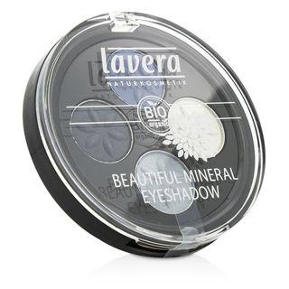 ラヴェーラ ラヴェーラ Beautiful Mineral Eyeshadow Quattro - # 07 Blue Platinum 4x0.8g/0.026ozの画像