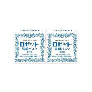 ロゼット ロゼット洗顔パスタ 荒性肌 90g×2個パック (医薬部外品)の画像