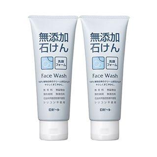 ロゼット ロゼット 無添加石けん 洗顔フォーム 140g×2個パック AZの画像