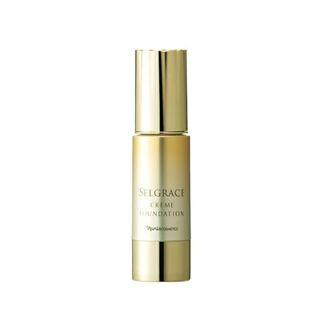 ナリス化粧品 セルグレース クリームファンデーション 130 ライトピンクベージュ 30g SPF20 PA++の画像