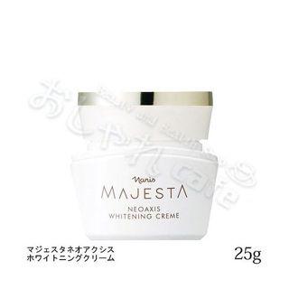 ナリス化粧品 ナリス マジェスタネオアクシス ホワイトニング クリーム<医薬部外品>《25g》の画像