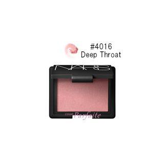 NARS ブラッシュ 4016 DEEP THROAT 4.8gの画像
