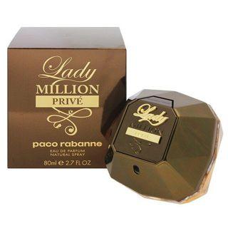パコ ラバンヌ パコラバンヌ PACO RABANNE レディ ミリオン プリヴェ EDP・SP 80ml 香水 フレグランス LADY MILLION PRIVEの画像