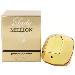 パコ ラバンヌ パコラバンヌ PACO RABANNE レディ ミリオン アブソリュートリー ゴールド P・SP 80ml 香水 フレグランスの画像