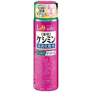 小林製薬 ケシミン浸透化粧水 さっぱりすべすべ肌 <医薬部外品> 160mlの画像
