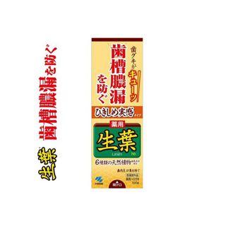 ひきしめ生葉 100g: 小林製薬