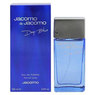 ジャコモ JACOMO ジャコモ デ ジャコモ ディープブルー EDT・SP 100ml 香水 フレグランス JACOMO DE JACOMO DEEP BLUEの画像