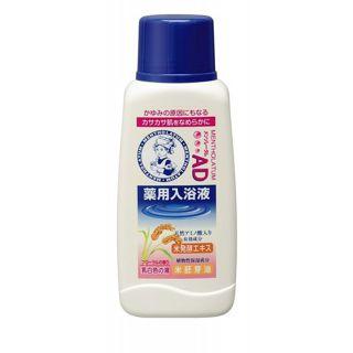 メンソレータム メンソレータム AD薬用入浴液(フローラルの香り)720ml(ロート製薬)の画像