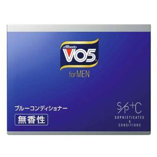 null VO5 for MEN ブルーコンディショナー 無香性 85gの画像