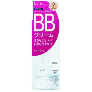 ちふれ BB クリーム 0 ピンク オークル系 50g SPF27 PA++の画像