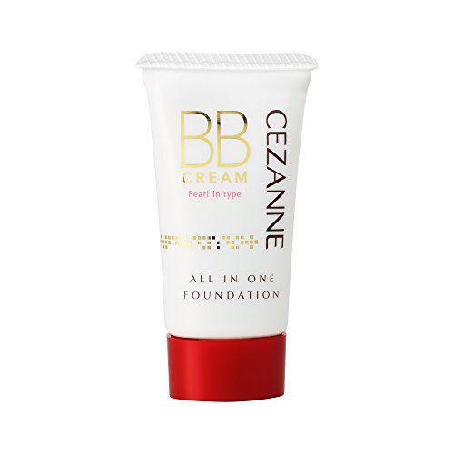 セザンヌ化粧品BBクリーム パール入り P2 ナチュラルなオークルのバリエーション1