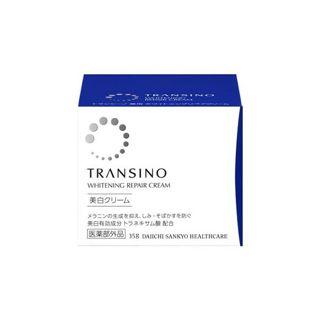 トランシーノ 第一三共ヘルスケア トランシーノ 薬用ホワイトニングリペアクリーム 35g(医薬部外品)の画像