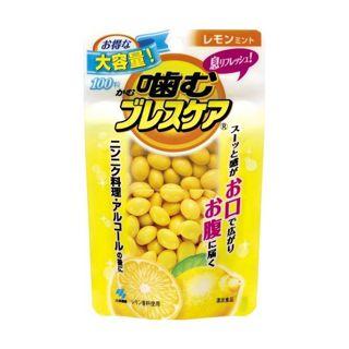 小林製薬 噛むブレスケア レモンミント 100粒パウチ  小林製薬の画像