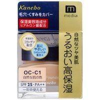 メディア カネボウ化粧品メディア クリームファンデーション 自然な肌の色OC-C1の画像