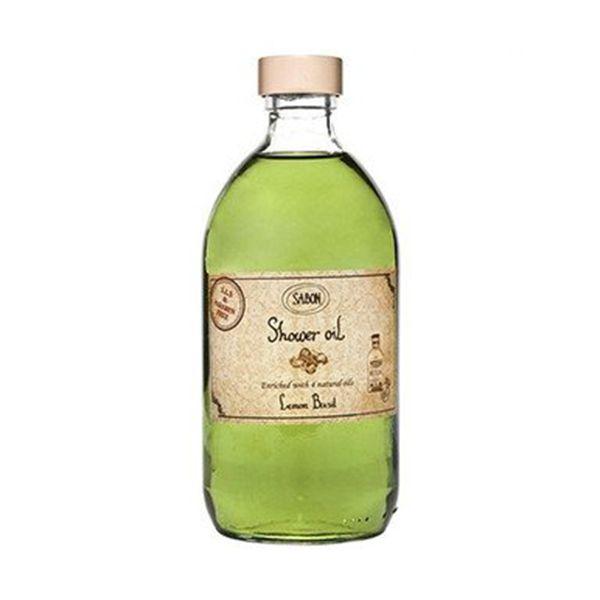 サボンのシャワーオイル レモン バジル 500mlに関する画像1