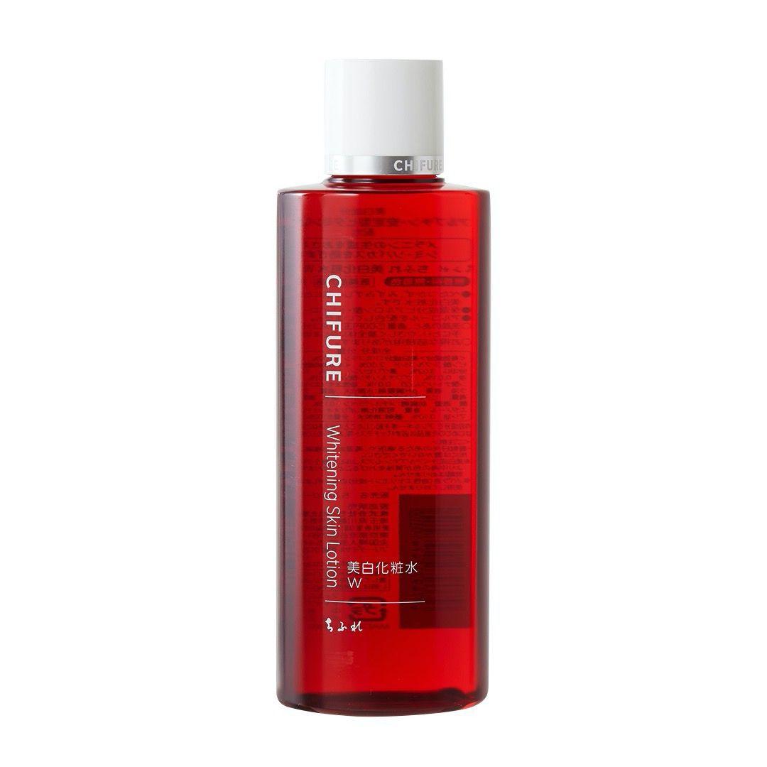 ちふれ化粧品 美白化粧水 W 180ML(医薬部外品)のバリエーション1