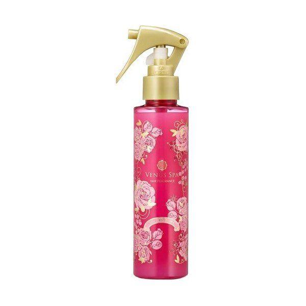 ヴィーナススパ カプセルヘアフレグランス ローズ&ホワイトフラワーの香り 150mlのバリエーション2