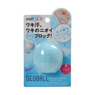 リフレア デオボール フローラルソープの香り <医薬部外品> 15g の画像 0